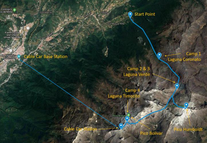 Trek Route 2