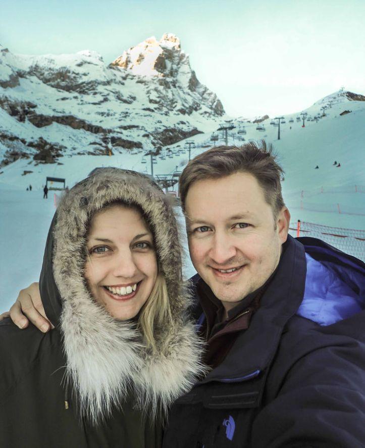 Matterhorn Selfie