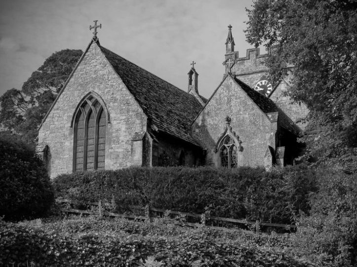 Church at Upper Slaughter