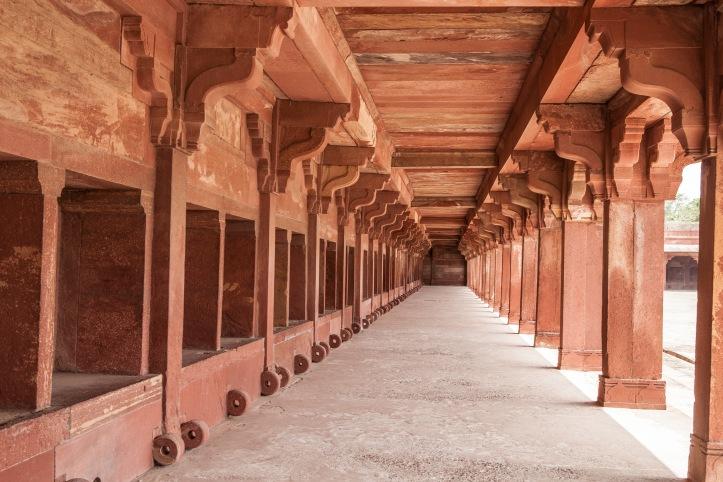 Fetehpur Sikri, near Agra