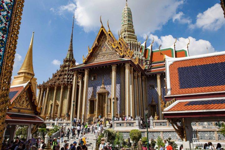 Palace Buildings